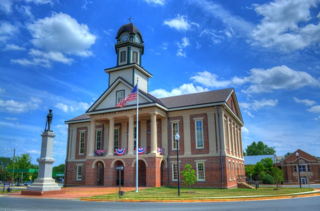 Pittsboro Courthouse