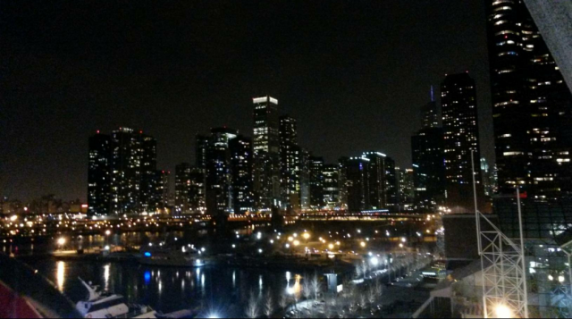 Chicago from Navy Pier