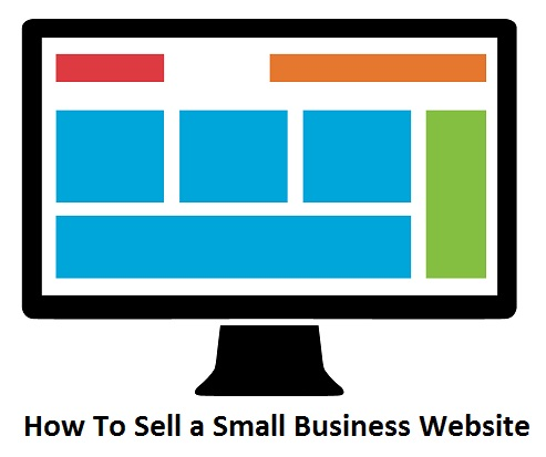 How To Sell a Small Business Website