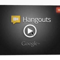 Our First Hangouts on Air