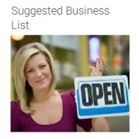 What is a Google+ Suggested Business List?