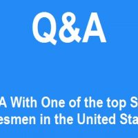 Q&A With One of the top SEO Salesmen in the United States
