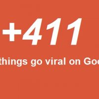 How do posts go Viral on Google+?