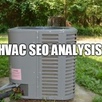 HVAC Air Conditioning SEO Analysis of Cary North Carolina