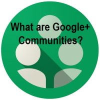 What is a Google Plus Community?