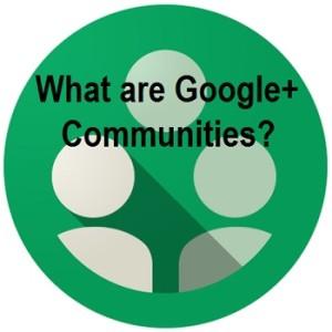 google plus community logo