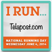 National Running Day Content and Social Media