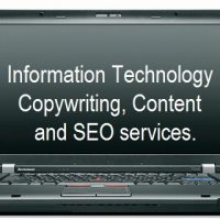 Information Technology Copywriting, Content, and SEO Services
