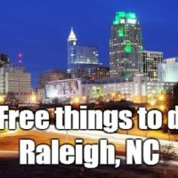 20+ Free Things to do in Raleigh, NC