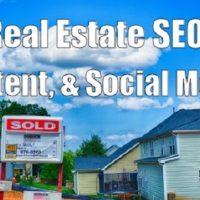 Real Estate SEO Copywriting and Social Media