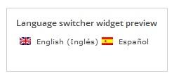 wpml widget
