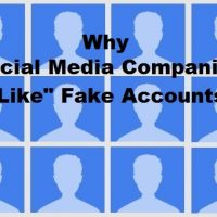 "Why Social Media Companies ""Like"" Fake Accounts"