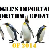 What was the Most Important Google Update in 2014?