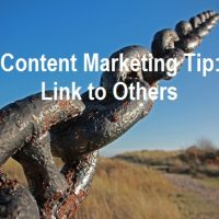 SEO Copywriting Tip: Link to Others