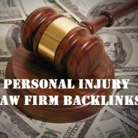 Backlinks for Law Firms: Personal Injury