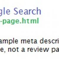 Why Do Some Websites Display a Star Rating in Search?