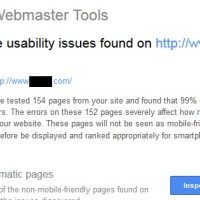 How To Fix Mobile Usability Issues Found on [website]