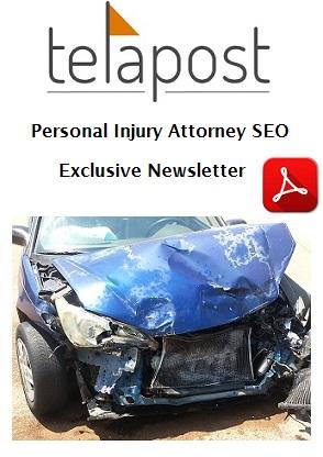 personalinjury seo newsletter