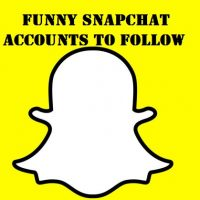 Funny Snapchat Users to Follow with Snapcodes