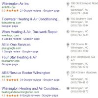 Air Conditioning Repair Marketing in Wilmington NC