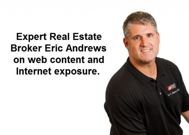 Eric Andrews Web Content