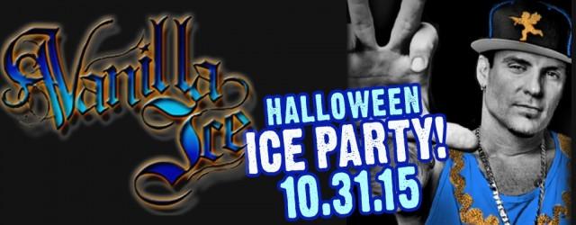 vanilla ice halloween