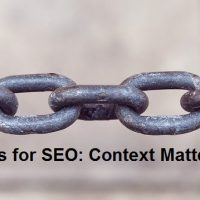 Importance of Link Context in SEO
