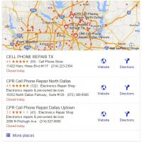 "Yahoo, Yelp, and other ""Citations"" Not Affecting Google Local Places Results"