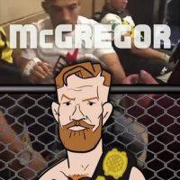 UFC 194 Snapchat Story