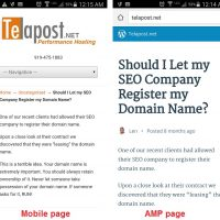 Will Google AMP Help SEO?