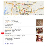 Google Adds Business Hours to Local Search Results