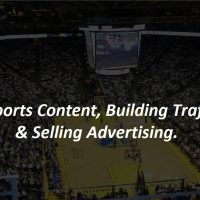 Sports Content, Building Traffic, and Selling Advertising