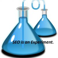 SEO is an Experiment