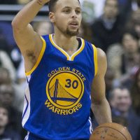 Seeing the Best Right Now is Rare: Stephen Curry