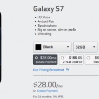 How to Pre-Order or Order a Samsung Galaxy S7 from Verizon