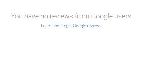 no reviews image