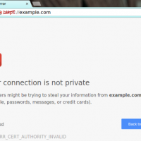 SSL Certificate Expired on Aabaco Server