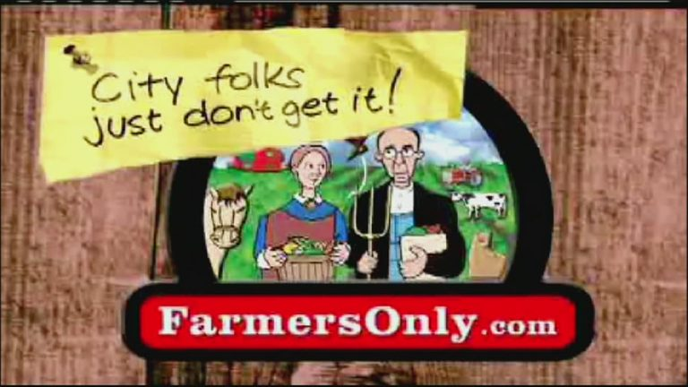 Is farmers only a free dating site