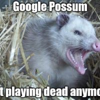 Google Possum and Local Search Updates September 2016