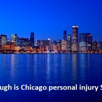 Chicago IL Personal Injury Lawyer SEO - How Tough is it?