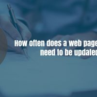 How Often Does a Page's Content Need to be Updated?