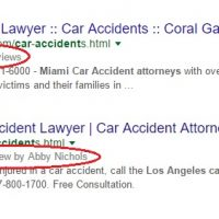 How To Get Review Stars Under Attorney Pages in Google Search