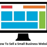 How To Sell a Small Business Website or Domain Name
