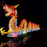Is the Chinese Lantern Festival at Koka Booth Worth Visiting?