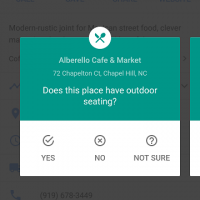 Google My Business Chatbots - Coming Soon?
