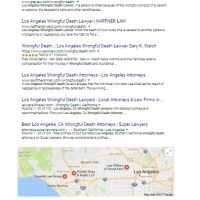 Google Local Pack at Bottom of Search Results Pages in July 2017