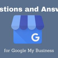 Questions and Answers for Google My Business is Here