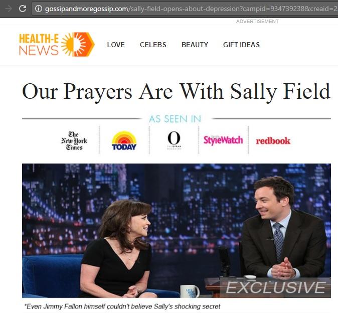 Sally field fakes sally field fakes sally field fakes