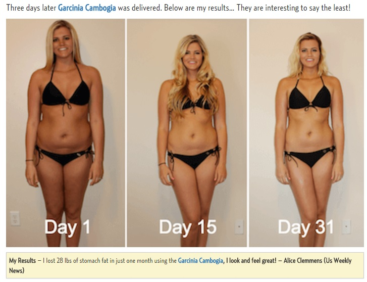 garcinia cambogia reviews on weight loss