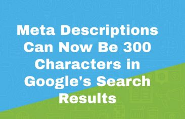 Meta Descriptions Can Now Be Up To 300 Characters in Google Mobile Search